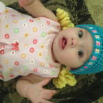 "Baby ""Hair"" Hat ""Golden Locks"" ~ MandaLynn's Crochet Treasures"