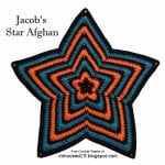 Jacob's Star Afghan ~ Crochet Treasures