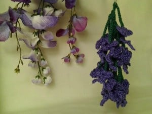 Wisteria Bloom by Crochet is the Way