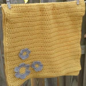 Medina Dishtowel by Amy for Crochet Spot