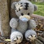 Tatty Teddy by Free Patterns by H
