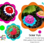 Crochet to Brighten Your Garden ~ Snappy Tots