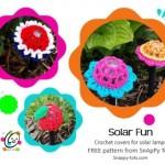 Crochet to Brighten Your Garden ~ Snappy Tots