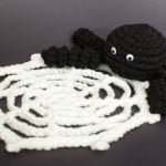 Crochet Spider Web by Petals to Picots