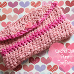 Crochet Clutch Purse ~ The Stitchin' Mommy