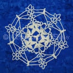 Science Mission Snowflake by Snowcatcher