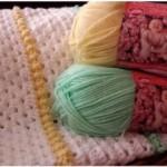 Marni's Granny Blanket ~ Snappy Tots