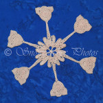 Purrfect Snowflake Instructions by Snowcatcher