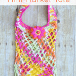 Mini Market Tote ~ The Stitchin' Mommy