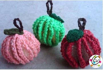 Fruit Scrubbers by Snappy Tots
