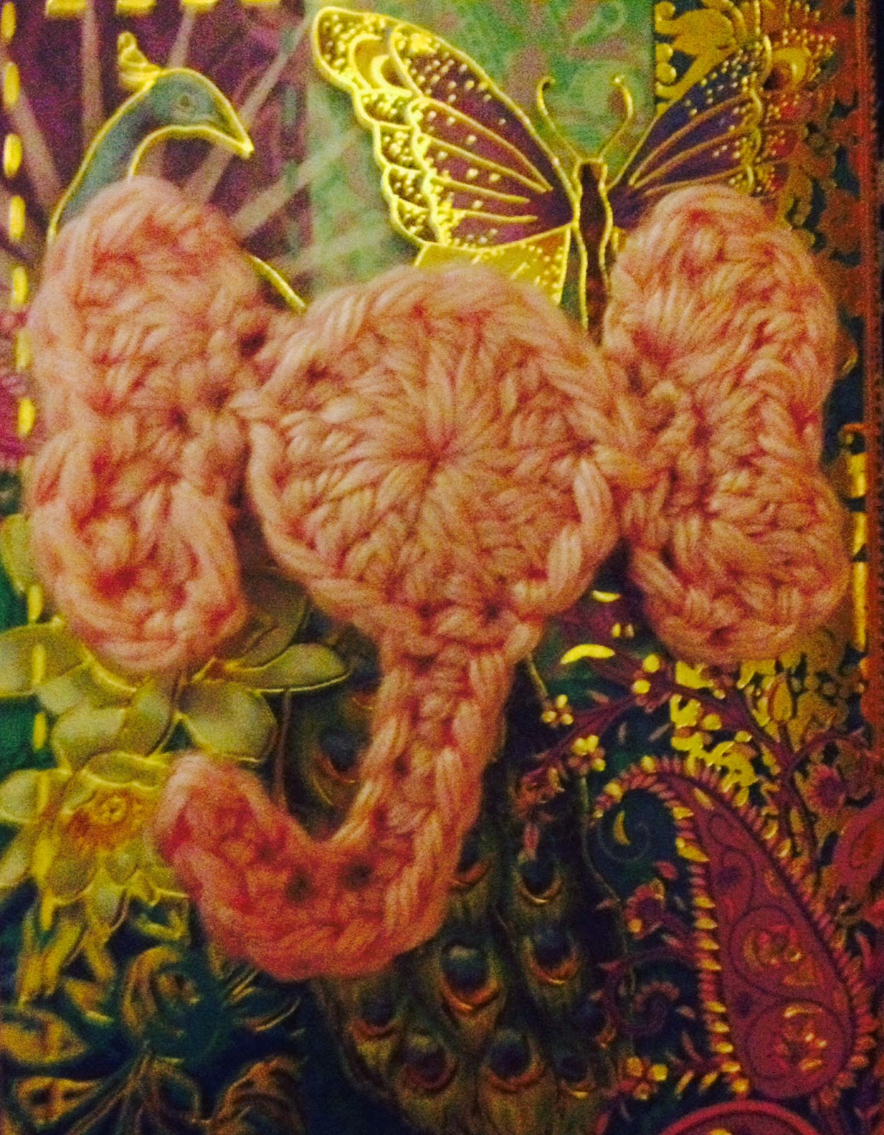 Elephant Applique ~ Manda Proell - MandaLynn's Crochet Treasures