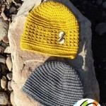 Quick Ridges Beanie ~ Snappy Tots