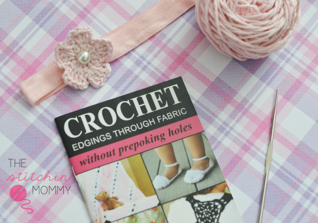 Crochet Flower Headband ~ The Stitchin' Mommy