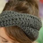 Twist Headband by grannysquaredontcare
