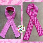 Wrapped in Hope Scarf by Snappy Tots