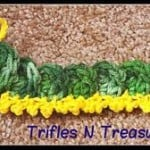 Friendly Caterpillar Applique ~ Tera Kulling - Trifles N Treasures