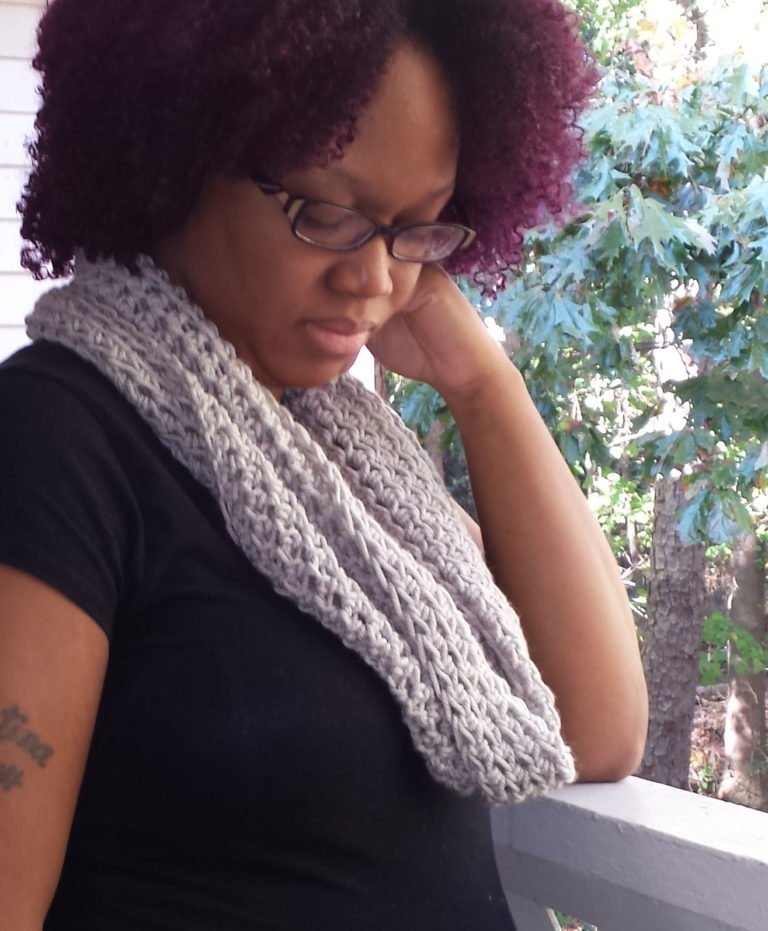Chunky Cowl Scarf ~ Diva Stitches Crochet Blog