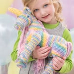 Enchanting Unicorn ~ Michele Wilcox – Red Heart Yarns