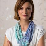 Woven Necklace ~ Jennifer E. Ryan – Red Heart Yarns