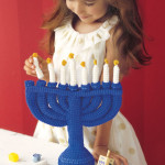 Child's Menorah ~ Robyn Chachula – Red Heart