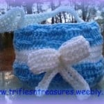 Baby's 1st Easter Basket – Tera Kulling~Trifles N Treasures