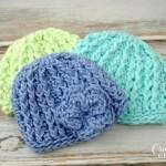 Zane's Beanie ~ Cre8tion Crochet