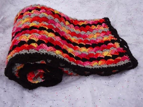 Extra Special Crochet Baby Blanket ~ Jennifer Gregory - Stitch&Unwind