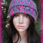 Mountain Berry Beanie ~ Beatrice Ryan Designs