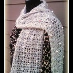 Northern Nights Scarf ~ Beatrice Ryan Designs