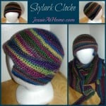 Skylark Cloche ~ Jessie At Home