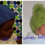 Baby Rails ~ Cats-Rockin-Crochet