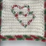 Bonnie's Christmas Double Hearts ~ Crochet 'N' More