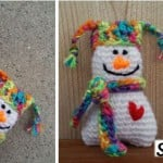 Snowman ~ Snappy Tots