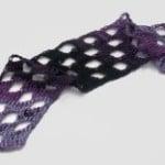 Open Tunisian Scarf ~ Candace - Crochet Spot