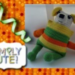 Funmigurumi Stripers: Tickler ~ Craftybegonia's Funmigurumi and Kids' Stuff