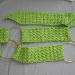 1960's Inspired Belt ~ Donna's Crochet Designs