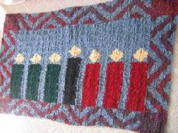 Kwanzaa Afghan ~ Donna's Crochet Designs