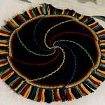 Pinwheel Rug ~ Free Vintage Crochet