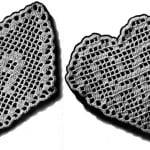Filet Crochet Medallions ~ Free Vintage Crochet