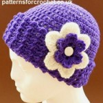 Beanie Hat ~ Patterns For Crochet