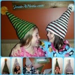Candy the Elf Hat ~ Jessie At Home