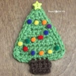 Christmas Tree Applique ~ Repeat Crafter Me