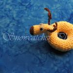 Caribou Floatie ~ Snowcatcher