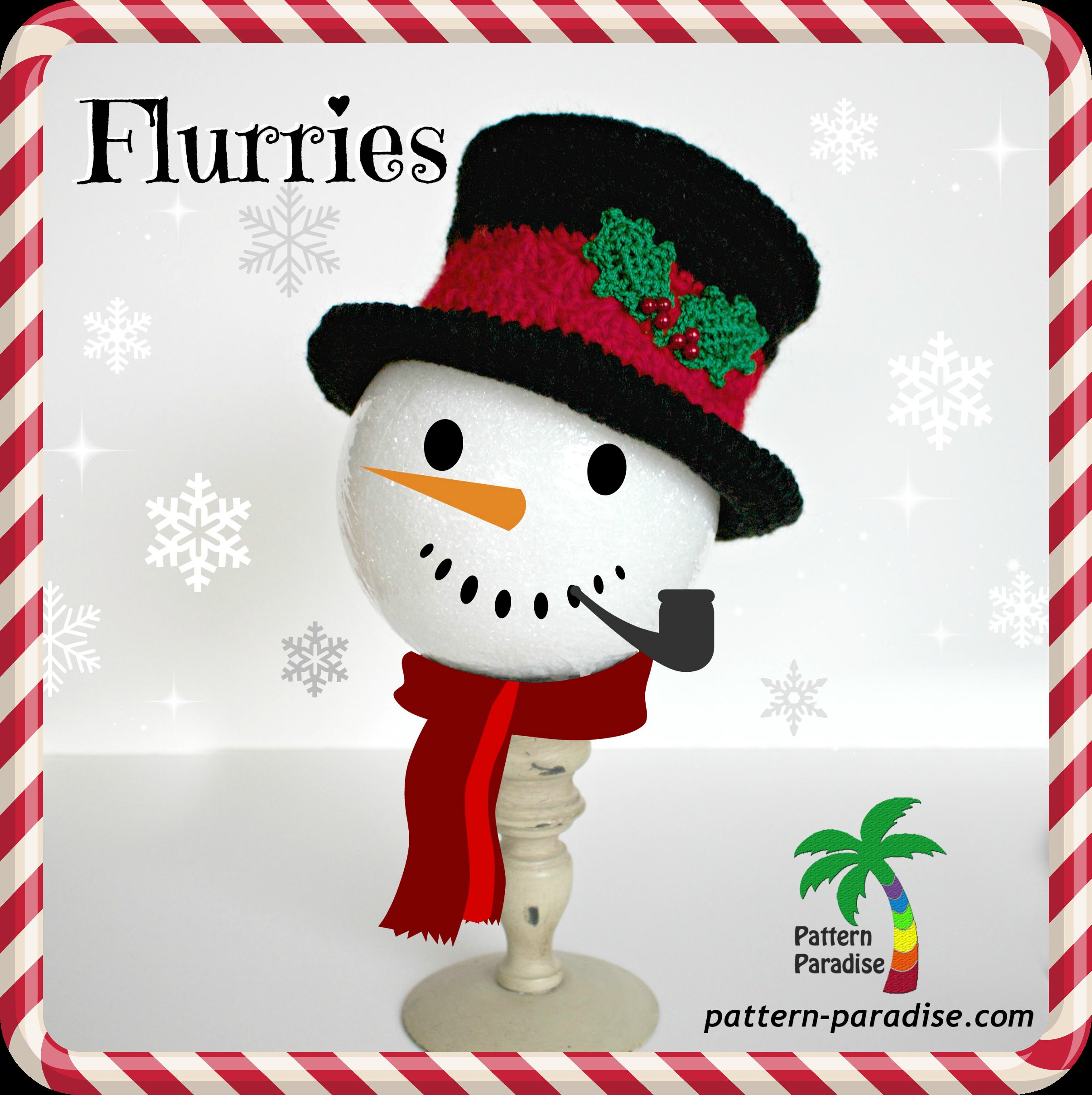 Flurries ~ Pattern Paradise