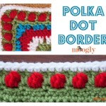 Polka Dot Border ~ Moogly