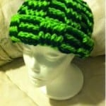 Crochet Stocking Hat ~ Treasures Made From Yarn