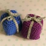 Mini Christmas Presents ~ Amigurumi Barmy
