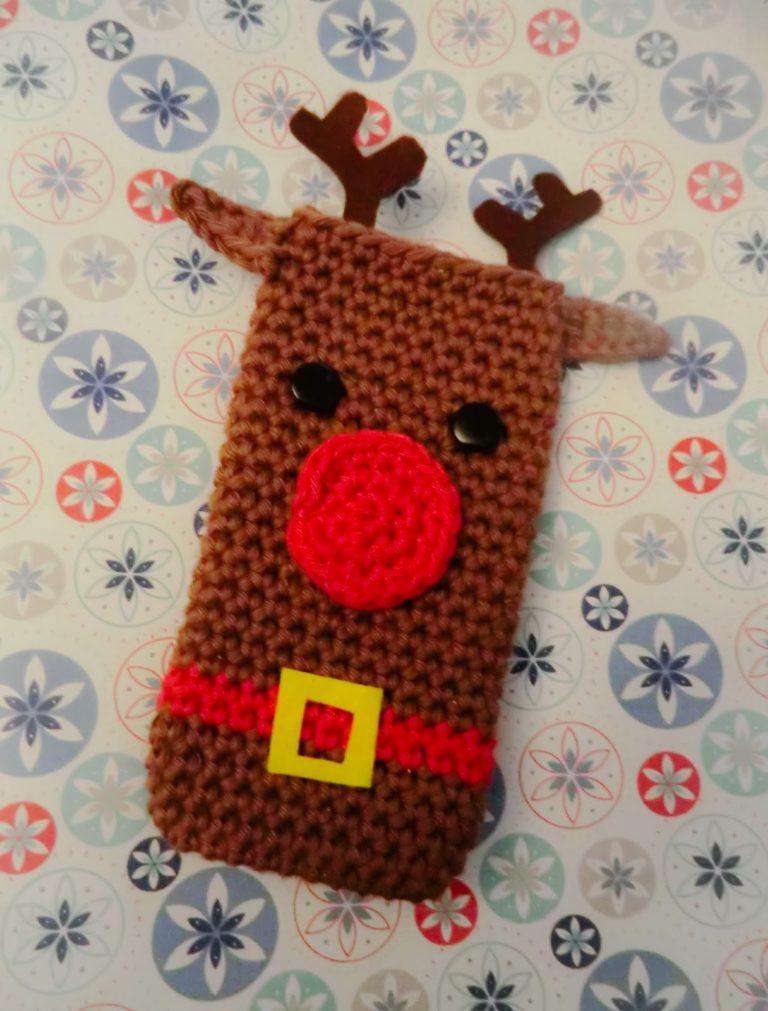 Reindeer Mobile Cozy ~ Amigurumi Barmy