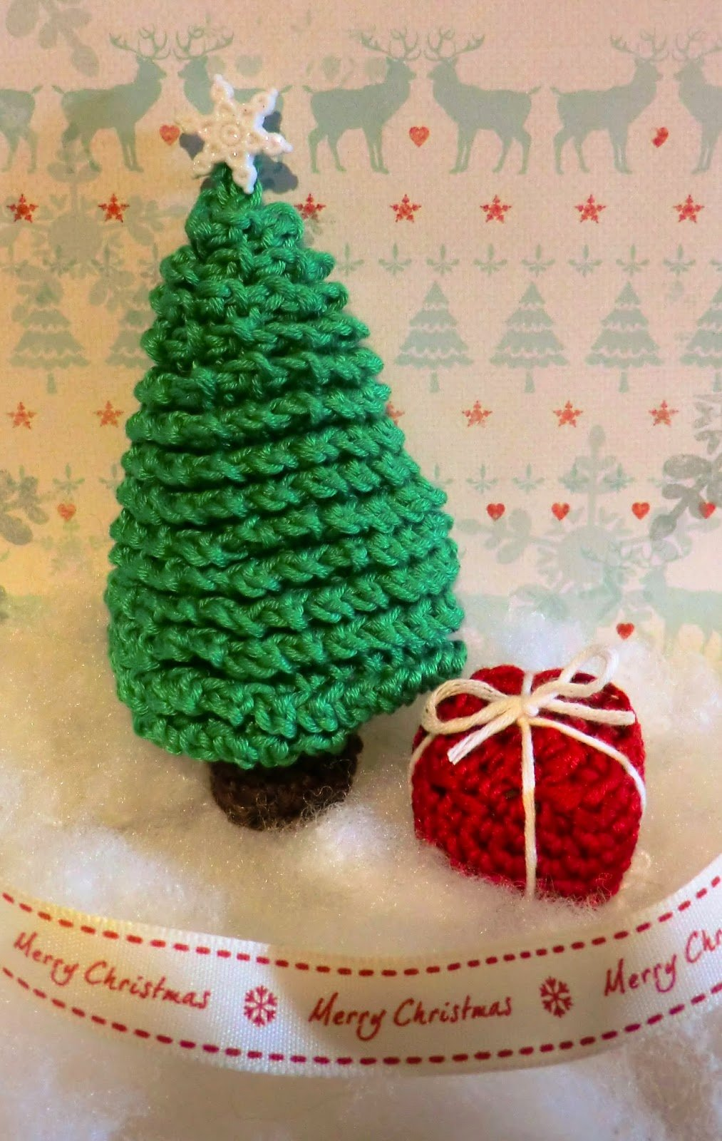 Christmas Tree ~ Amigurumi Barmy