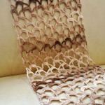 How To Crochet A Lace Scarf ~ Jane Green - Beautiful Crochet Stuff